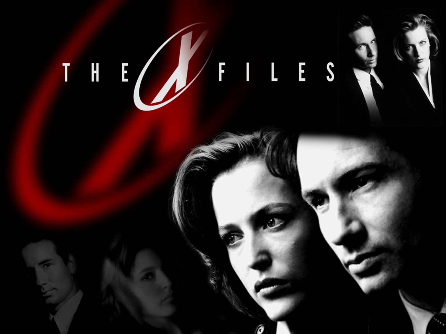[影集] The X-Files (MiniSeries) (2016) Photo-original